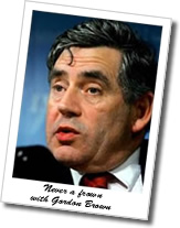 Gordon Brown talks oil