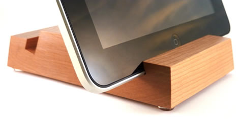 WoodPad for iPad